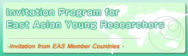 Invitation program for east asian young researchers jsps stopboris Image collections