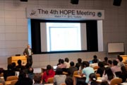 The fourth HOPE Meeting