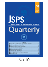 JSPS Quarterly No.10