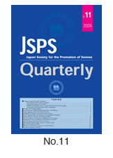 JSPS Quarterly No.11