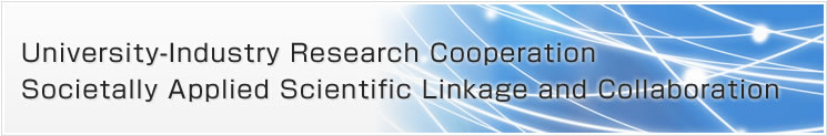 University-Industry Research Cooperation Societally Applied Scientific Linkage and Collaboration